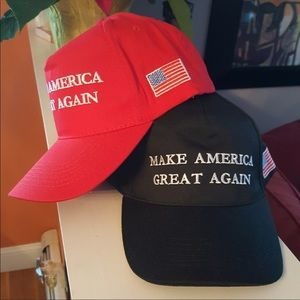 Accessories - MAGA Baseball Hat